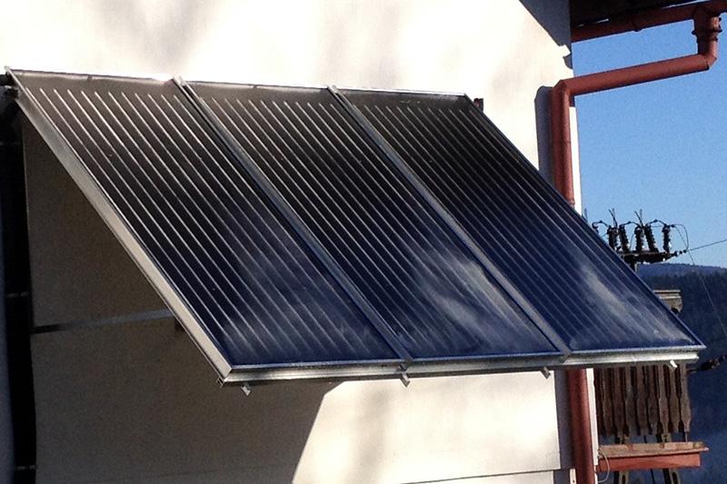 Modernistyczne Kolektory słoneczne, panele fotowoltaiczne i pompy ciepła z 60 FA28